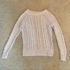 GAP long-sleeve knitted sweater